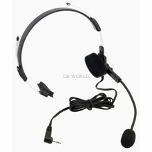 53725 - Motorola Headset With Microphone (Vox Or Ptt) For Slk & Gt Series