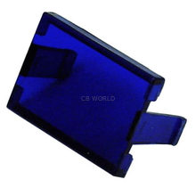 753036 - Cobra® Blue LED Cover for 29LTD Chrome Radio