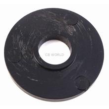 """930BPW - ProComm Large Black Plastic Washer W/ 1/2"""" Center Hole"""