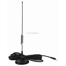 A115 - Eclipse Cellular Magnet Mount Antenna Kit w/Mini Uhf Connector