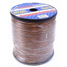 APCL18500 - Audiopipe 18 Gauge 500' Primary Wire (Clear)