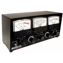 ASTATIC600 - Astatic SWR Power and Modulation Meter