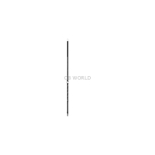 AU3-B - Accessories Unlimited 3' Black Fiberglass CB Antenna