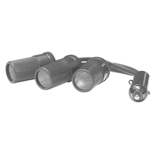 AUCB59 - Accessories Unlimited Triple Socket Cigarette Plug Adapter