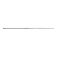 "102SST - ProComm 102"" Stainless Steel Whip Antenna Only"