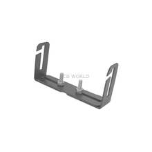 C526 - Twinpoint Adjustable Single Hole Radio Mounting Bracket