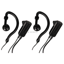 AVPH4 - Midland (2) Wrap Earpiece And VOX/PTT Switch