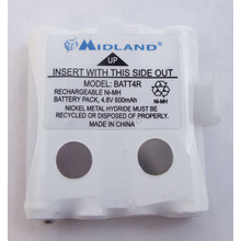 BATT4R - Midland Replacement Battery For GXT200 & GXT300 Radios