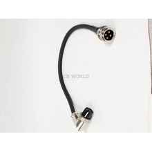 CP4 - Twinpoint Right Angle Microphone Extension Cable