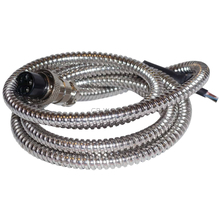 "KC5 - Twinpoint 50"" Chrome Microphone Replacement Cord"