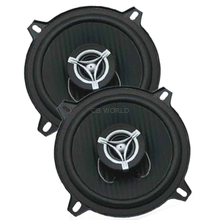 EF52 - Power Acoustik - 300 Watt 4 Ohm Coaxial Speaker Pair