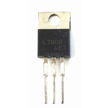 L7808 - 8 Volt Regulator I.C.