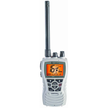 MRHH350FLT-W - Cobra 6 Watt VHF Floating Marine Radio