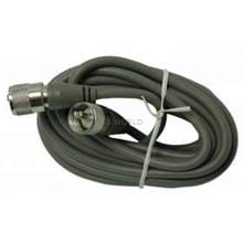 PP8X6TX - RG8X Coax PL259 To PL259 6' Jumper Cord (Bulk)