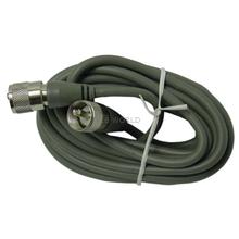 PP8X9TX - PL259 To PL259 9' RG8X Coax Lead