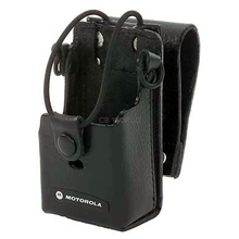 RLN6302 - Motorola Hard Leather Case For All Rdx Series Radios