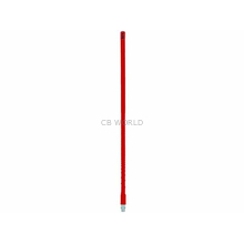 RP4-R - Firestik 4' Red 5/8 Wave CB Antenna