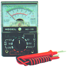 SMT2 - Speco Pocket Size 2K Ohm Analog Multi-Test Meter
