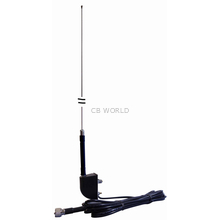 SNGP4SM-B - Black 4' NGP No Ground Plane CB Antenna w/ Side Mount