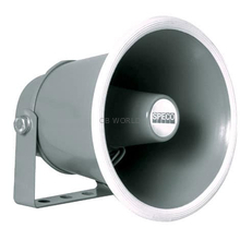 "SPC10 - Speco 6"" Weatherproof PA Public Address Speaker Horn"