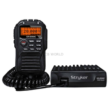 SR89MCV2  - Stryker 10 Meter Remote Mount 10 Meter 40 Watt Radio