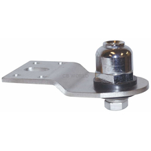 SADODGEHD - Stainless Steel Fender Antenna Mount