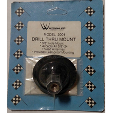 001 - Wintenna Drill Thru Roof or Deck Antenna Mount