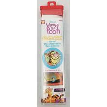 0450458 - Tigger Window Sticker In Tube