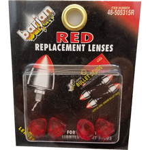 048505315R - Red Replacement Lenses 048-5053R