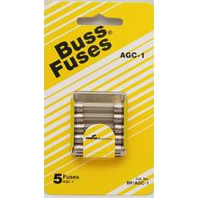 058BPAGC1 - Ups12101 1 Amp Fuse 5 Per Card