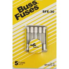 058BPSFE30 - Upc12126 30 Amp Fuse 5/Card