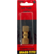 07443002 - Compression Union  (Brass)