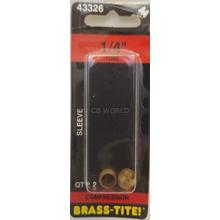 07443326 - Compression Sleeve (Brass)