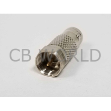 402618 - Twinpoint Bnc Female To F Male Adapter