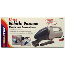 910RPJL6681 - High Powered Car Vacuum with Crevice Attachment