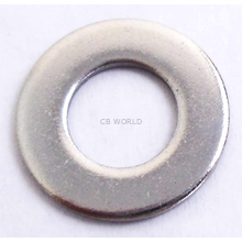 SSWASHER - Stainless Steel Flat Washer For Antenna Stud Mounts