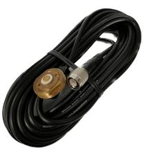 "TNC24 - ProComm 3/4"" Mount Nmo Style, 24' Rg58A/U Coax W/ Tnc Connector"