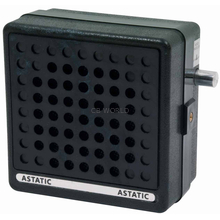 VS6 - Astatic 10 Watts 8 Ohm Noise Canceling External Speaker