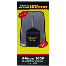W1000RT-B - Wilson 1000 Roof Mount Cb Antenna