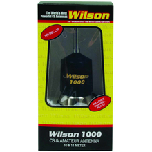 W1000TL-B - Wilson 1000 Trunk Lip Mount Cb Antenna