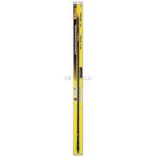 WFGT4-B - Wilson 4' Tunable Tip Black CB Antenna w/Ground Strap, Silver Load