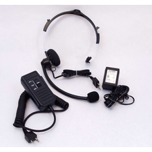 WTA13G - Maxon Mini Push To Talk PTT Boom Headset