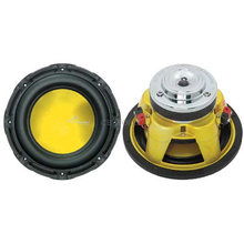 "TSPR15-Y - Audiopipe 15"" 850 Watt Woofer Speaker Yellow Cone"