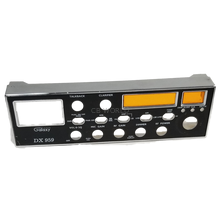 BEZ959 - Galaxy Complete Bezel And Face Plate For DX959 Radio