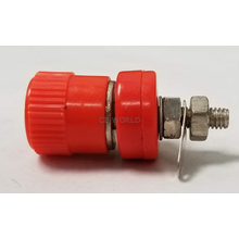 BP2X-R - Marmat Binding Post For Banana Plug (Red)