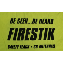 FIRESTIKTEE-L - Neon Firestik Tee Shirt (Large)