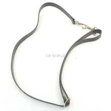 """LS200 - 4' Heavy Duty 3/4"""" Wide Leather Strap With Hooks"""