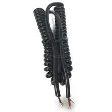 MC4CX - Marmat 6' 4 Conductor Microphone Cord