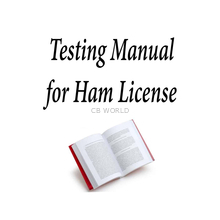 NOWYOURETALKING - Ham Radio License Manual