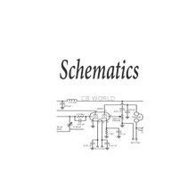 SCHPRO640E - Uniden Pro640E Schematics